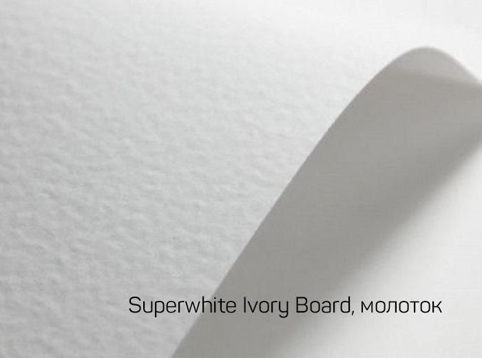 3_Superwhite Ivory Board, молоток