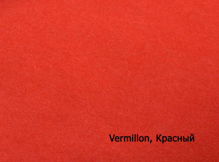 5_Vermillon, Красный