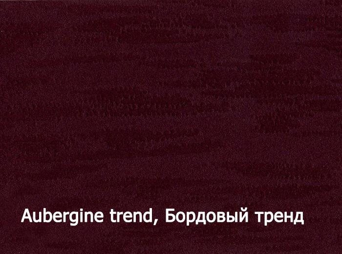 6_Aubergine, Бордовый тренд